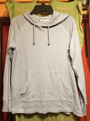 "Adult Grey ""pd&c"" Light Hooded Sweatshirt / Size Small for Sale in Altadena, CA"
