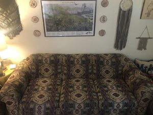 Matching sofa, loveseat, and armchair for Sale in Charlottesville, VA