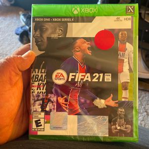 Fifa 2021 Xbox One/series X for Sale in Vista, CA