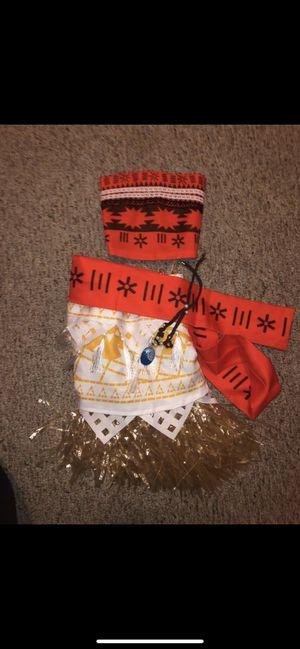 Moana costume for Sale in Davenport, FL