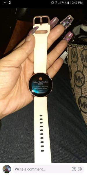 Samsung watch for Sale in Fresno, CA