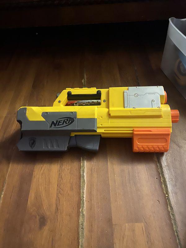 Nerf or Nothing