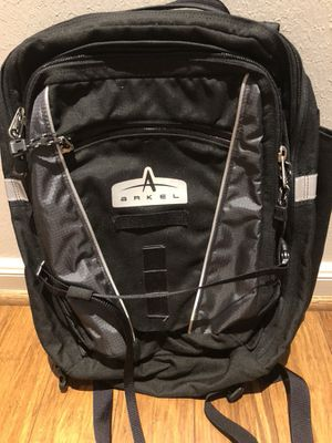Arkel Pannier Cycling bike backpack for Sale in Houston, TX