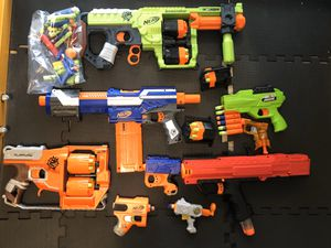 Nerf Guns Variety for Sale in HOFFMAN EST, IL