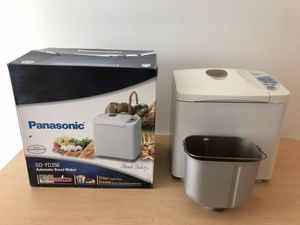 Panasonic bread maker for Sale in New York, NY