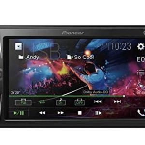 "Pioneer 6.2"" Double Din VGA Touchscreen Weblink, Bluetooth USB MP3 AUX Input, In-Dash Multi-Color Illumination, Android Smartphone Compatibility Digit for Sale in Roswell, GA"