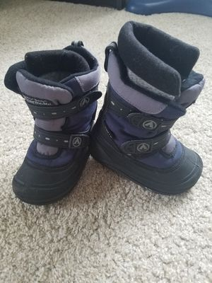 Kids Snow boots size 7 for Sale in Plainfield, IN