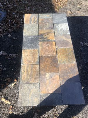 Stone table w/ tile pieces for Sale in Fort Washington, MD