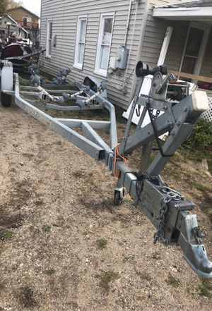 Large boat trailer28 foot for Sale in Freeport, NY