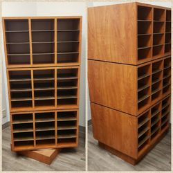 Spinning Cubby Shelf Unit for Sale in Renton,  WA