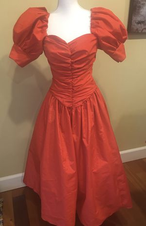 Vintage 1980s Loralie Prom Dress for Sale in Fife, WA