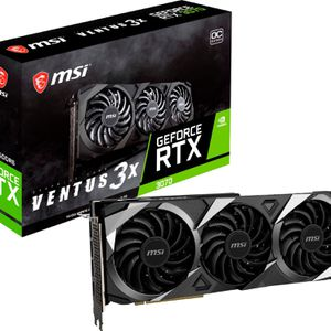 MSI GeForce RTX 3070 VENTUS 3X OC (in hands) for Sale in Irvine, CA