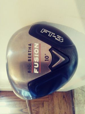 Big Bertha left handed golf club for Sale in St. Louis, MO