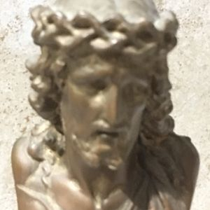 """9.75"""" Marble and Bronze Statue for Sale in Sicklerville, NJ"""