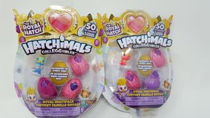 2 packs Hatchimals the royal hatch multipack for Sale in Lowell, MA
