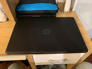hp Notebook 15.6 HD Touch Display for Sale in Everett, WA