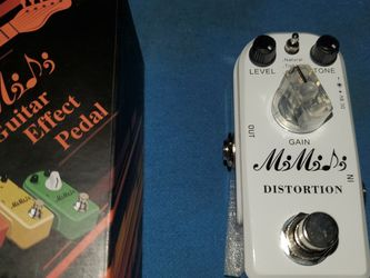 Distortion Pedal for Sale in Tacoma,  WA