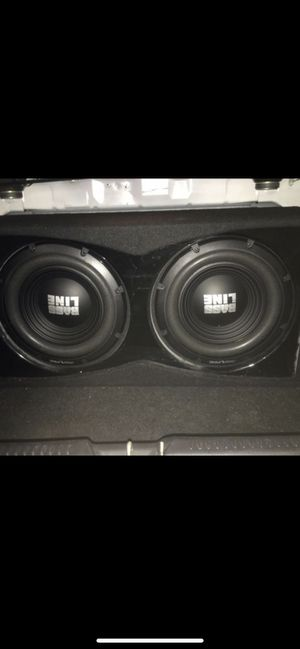 Subwoofer. Car audio for Sale in Arbutus, MD