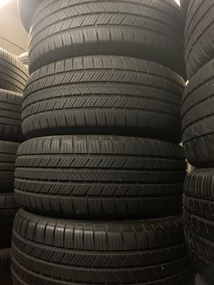 Tires 245-45r19 Goodyear for Sale in Anaheim, CA