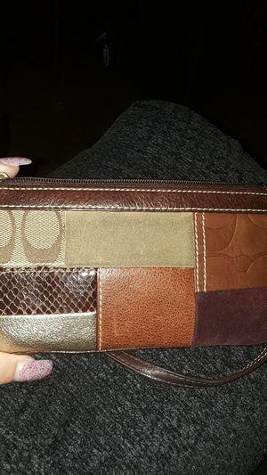 Coach wristlet for Sale in Marietta, PA