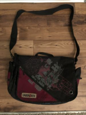 Underoath messenger bag for Sale in Vancouver, WA