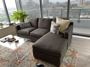 Almost brand new sectional sofa for Sale in Houston, TX