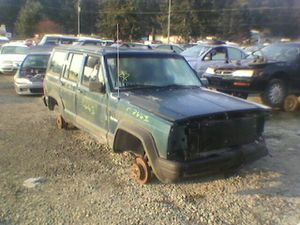 Parting out 1996 Jeep Cherokee for Sale in Spanaway, WA