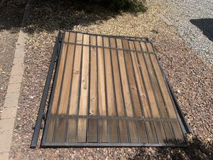 RV gate wood and metal for Sale in Glendale, AZ