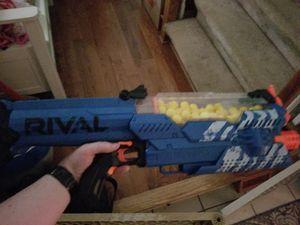 Nerf Rival Gun for Sale in Pickerington, OH