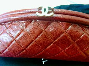 *** AUTHENTIC ~*CHANEL*~ TIMELESS CLUTCH***MINT** for Sale in Puyallup, WA