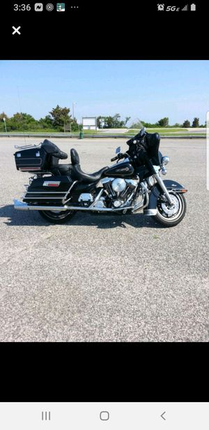 1998 HARLEY DAVIDSON DRESSSER CLASSIC $5000 for Sale in North Massapequa, NY