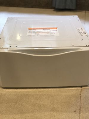 2 - Laundry stackable drawers for washer and dryer for Sale in San Diego, CA