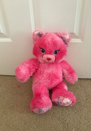 Cat,toy,plushie a build a bare for Sale in Gresham, OR