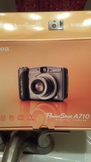 Canon digital camera for Sale in Little Rock, AR