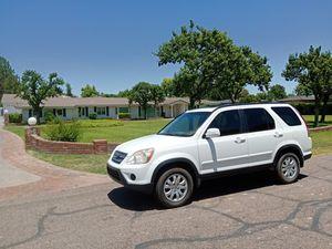 2006 HONDA CRV EXL 4WD (AWD) for Sale in Phoenix, AZ