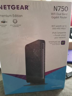 Netgear wifi router for Sale in Grantsville, UT