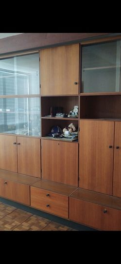 Mid Century Wall Unit for Sale in Los Angeles,  CA