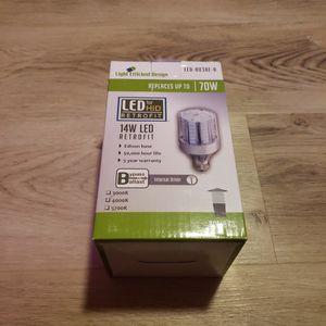 LED Bulb Retrofit for Sale in Moses Lake, WA