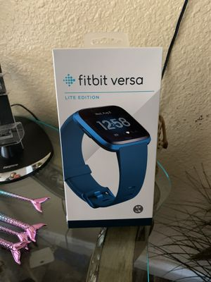 Fitbit versa for Sale in Gresham, OR