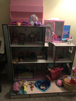 LOL doll house for Sale in Garden Grove, CA