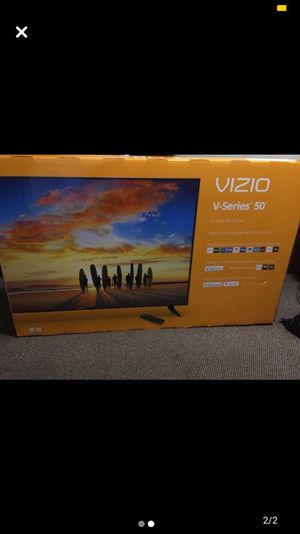 "50"" vizio smart TVs 4K UHD for Sale in Norcross, GA"