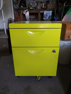 2 drawer filing cabinet for Sale in Round Rock, TX