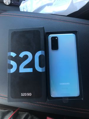 Samsung S 20. 5G. for Sale in Pasco, WA