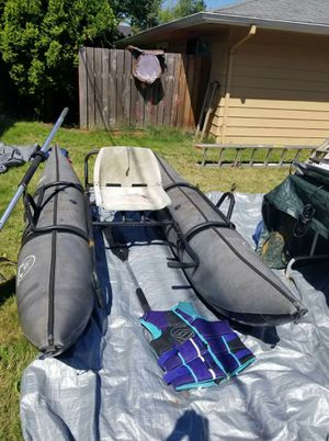 1 Man Pontoon Boat for Sale in Portland, OR