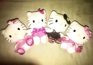 4 Small Hello Kitty for Sale in Hermitage, TN