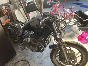 1987 Yamaha XJ Motorcycle for Sale in Las Vegas, NV
