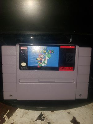 Super Nintendo game for Sale in Hawthorne, CA