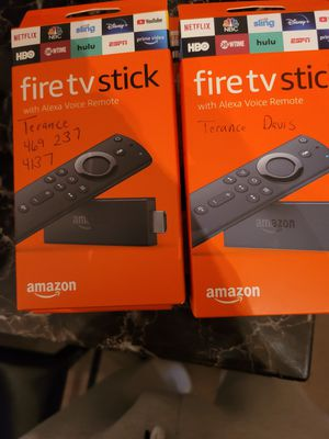 Firesticks for Sale in Mesquite, TX