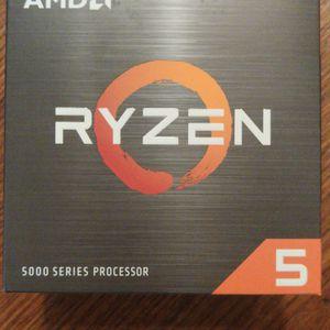 New Ryzen 5 5600x Desktop CPU for Sale in San Francisco, CA