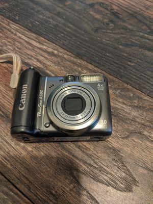 Cannon digital camera for Sale in Olympia, WA